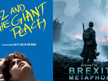 OScar 2018, se i poster dei film nominati potessero dire la verità
