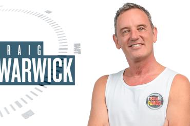 Isola, Craig Warwick si è ritirato dopo essersi rotto una gamba