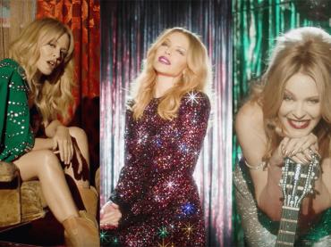 Dancing di Kylie Minogue, il video ufficiale