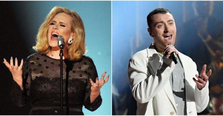 Adele e Sam Smith hanno la stessa voce, la prova definitiva – audio