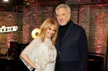 The Voice Uk, Kylie Minogue torna in qualità di mentore