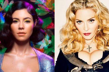 Marina and the Diamonds confessa: 'mi piacerebbe comporre con Madonna'