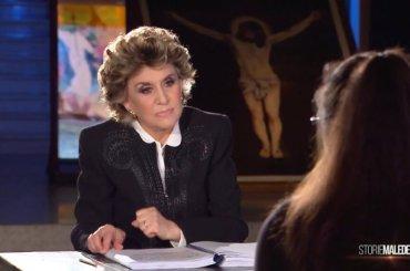 Storie Maledette, boom Auditel e Franca Leosini ringrazia la comunità LGBT