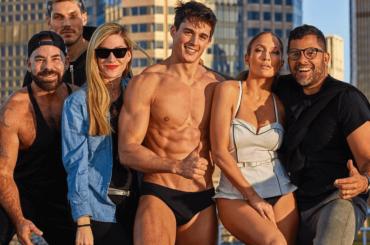 Pietro Boselli show con Jennifer Lopez, le foto Instagram