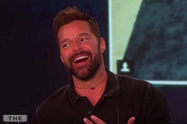 Ricky Martin replica a Gus Kenworthy dopo l'abbordaggio social (e la fantasia si impenna)