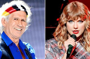 Keith Richards vs. Taylor Swift: 'Tra 20 anni nessuno si ricorderà di lei'