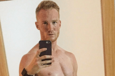 Greg Rutherford, ipnotiche chiappe Instagram – le gif