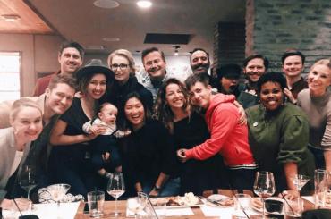 GLEE, la reunion social 3 anni dopo la fine – la foto