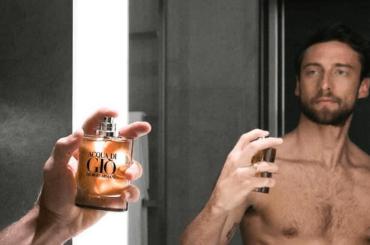 Claudio Marchisio sgnacchero Instagram, la foto post doccia