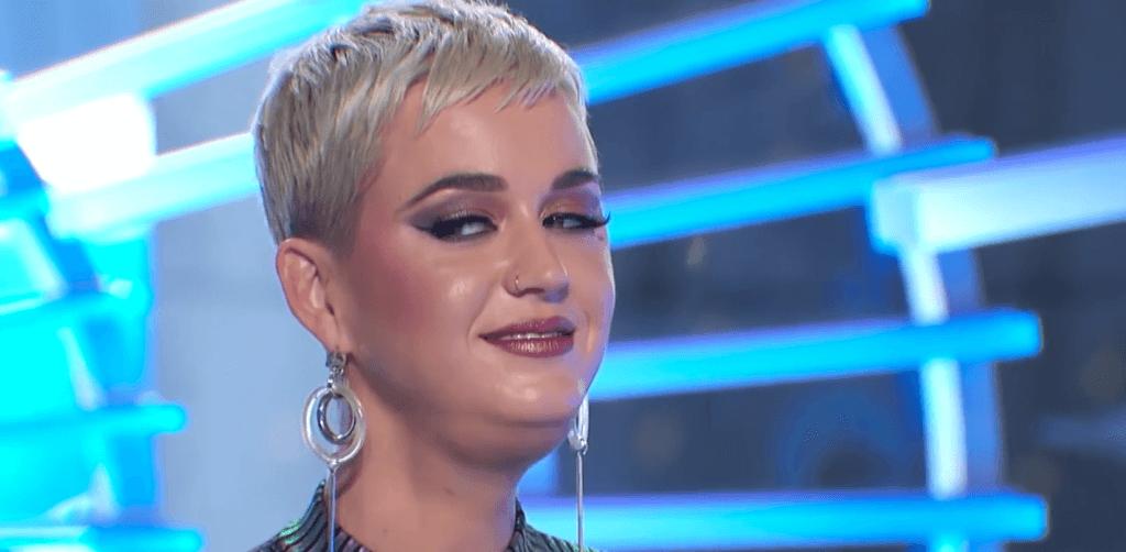 Katy Perry cartone animato sesso