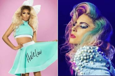 E' nata una Stella, Shangela al fianco di Lady Gaga