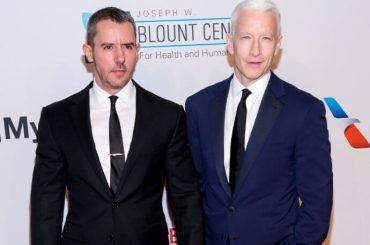 Anderson Cooper è tornato single, addio a Benjamin Maisani