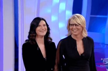 Laura Pausini, 'NO a Sanremo e SI' ad un programma con Maria De Filippi'