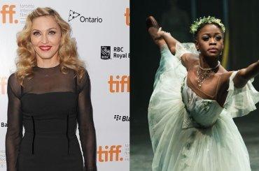 Ora so volare – Taking Flight,  Madonna girerà il biopic sulla ballerina Michaela DePrince