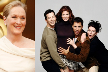 Will and Grace, Meryl Streep guest star dei sogni di  Megan Mullally