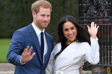 Harry e Meghan, le orrende bambole in vista delle nozze – la foto