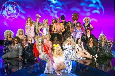 RuPaul's Drag Race 10, la prima immagine di Christina Aguilera giudice – gallery