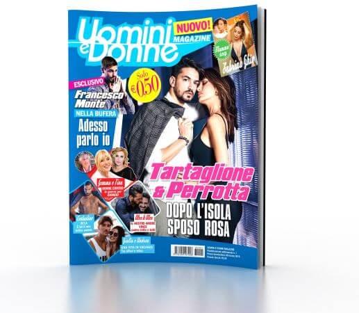 uomini-e-donne-magazine-primo-numero