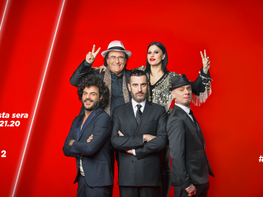 The Voice of Italy crolla sotto i due milioni di telespettatori
