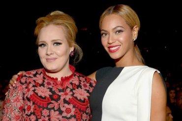 Adele impazzisce davanti a Beyoncé al Coachella 2018 – le gif social