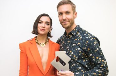 One Kiss boom in Uk, primo live per Calvin Harris e Dua Lipa –  video