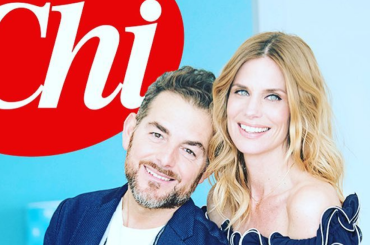 Daniele Bossari e Filippa Lagerback annunciano la data delle nozze: 'Sposi il 1° giugno'