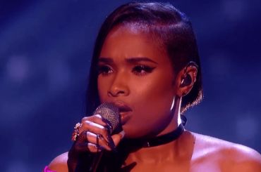 The Voice UK, Jennifer Hudson canta My Heart Will Go On e Come Together