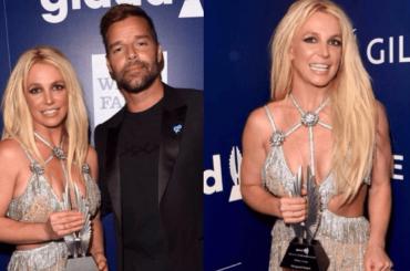 Glaad Awards 2018,  Britney Spears in trionfo – le foto e il video del discorso
