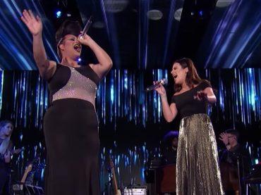 """American Idol, la drag Ada Vox & Lea Michele Sing incantano con """"Defying Gravity"""" di Wicked – video"""