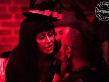 Zoe, Christina Aguilera è una prostituta robot nel nuovo film di Drake Doremus – la prima foto