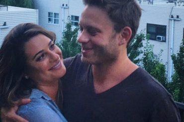 Lea Michele sposa Zandy Reich, l'annuncio social ufficiale