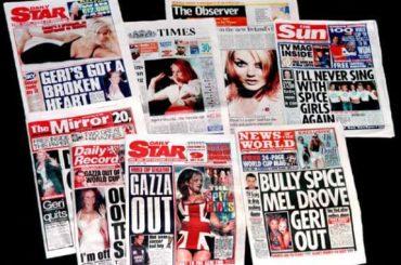 Spice Girls, 20 anni fa GERI abbandonava il gruppo