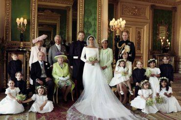 Royal Wedding, le foto ufficiali del matrimonio tra Harry e Meghan