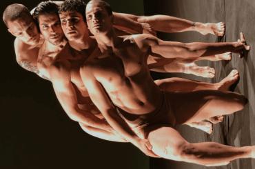 Amici 17, ballerini professionisti in trionfo – le foto social in mutande
