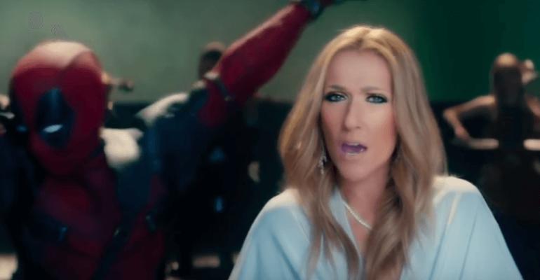 Ashes, Celine Dion canta per Deadpool 2 – il video ufficiale