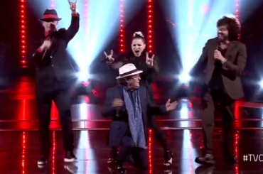 The Voice of Italy, ecco l'opening dei 4 coach – video
