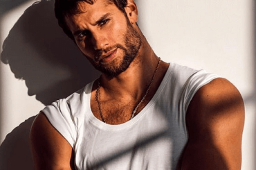 Franco Noriega, nuovo nudo Instagram – la foto