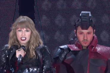 Reputation Tour di Taylor Swift, la set list – l'intro con Giuseppe Giofrè – video
