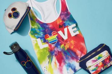 Rainbow Mickey, un'intera collezione DISNEY per il mese dell'orgoglio LGBT