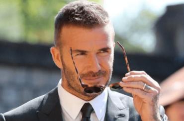 Royal Wedding, David Beckham ruba la scena a tutti – foto