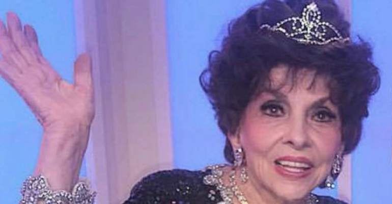 Ballando con le Stelle, Gina Lollobrigida balla Hello Dolly – video