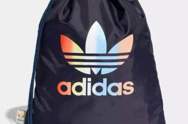 Adidas, nuova collezione RAINBOW per il mese dell'orgoglio LGBT