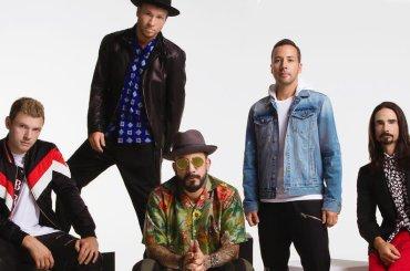 Don't Go Breaking My Heart, il ritorno dei  Backstreet Boys – video ufficiale