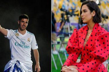Dua Lipa nega i rumor, nessun flirt con Asenzio del Real Madrid