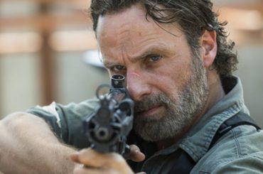 The Walking Dead, Andrew Lincoln abbandonerà il suo Rick Grimes al termine della 9° stagione