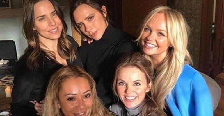 """Spice Girls, Mel B promette: """"reunion con Victoria per  Glastonbury 2020"""""""