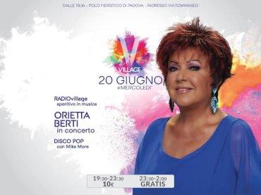 Orietta Berti Show al Padova Pride Village, i video