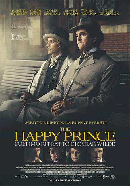 The Happy Prince - Locandina