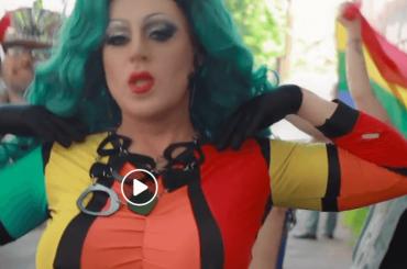 Roma Pride 2018,  l'inno cantato da TEKEMAYA  – video