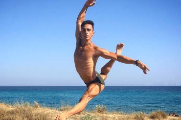 Valerio Moro, è nudo social per l'ex Amico di Maria – foto